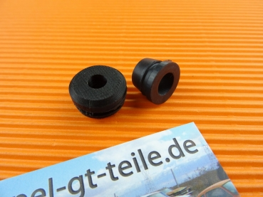 Set of throttle grommets