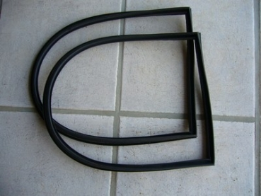 Gasket for pop out window