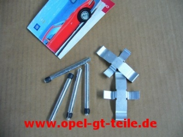 Hardware set front brake (original brake)