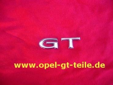 """Buchstaben-Schrift /""""OPEL/"""" für Opel GT"""