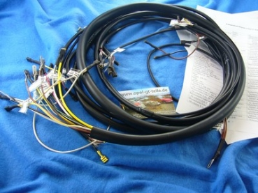 Wiring harness front 1st series, new