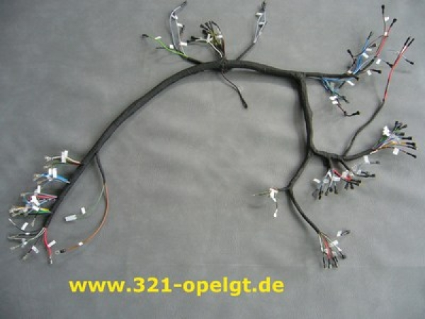 Wiring harness instruments, 1st series, new